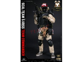 DAM Toys 1/6 78046 Seal Team 5 VBSS - Team Commander_ Box Set _Michael US DM094Z