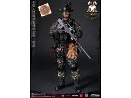 [Pre-order] DAM Toys 1/6 78048 PLA Special Force - XiangJian_ Box Set _China DM117Z
