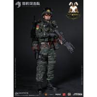 DAM Toys 1/6 78052 PAP Snow Leopard Commando Unit Team Member_ Box Set _DM101Z