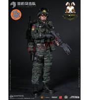 [Pre-order] DAM Toys 1/6 78052 PAP Snow Leopard Commando Unit Team Member_ Box Set _DM101Z