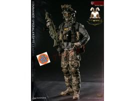 [Pre-order] DAM Toys 1/6 78054 KSK (KOMMANDO SPEZIALKRÄFTE) - Leader_ Box Set _DM107Z
