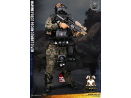DAM Toys 1/6 78055 Marine Force Recon Combat Diver Woodland Marpat Ver_ Box Set _DM111X