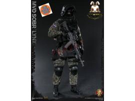 [Pre-order] DAM Toys 1/6 78058 Russian Spetsnaz MVD SOBR LYNX_ Box Set _DM116Z