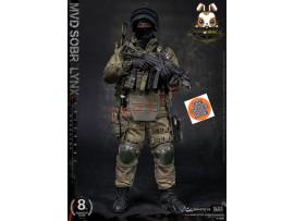[Pre-order] DAM Toys 1/6 78059 Russian Spetsnaz MVD SOBR LYNX_ 8 Anniversary Edition Box Set _DM118Z