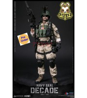 [Pre-order] DAM Toys 1/6 78060 Decade Navy Seal 2003-2013_ Box Set _SHCC Exhibition Limited 2018 US Army DM132Z