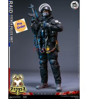 [Pre-order] DAM Toys 1/6 78061 French Police Unit RAID in Paris_ Box Set _Modern DM200Z