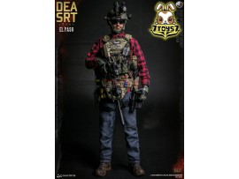DAM Toys 1/6 78063 DEA SRT (Special Response Team)  Agent - El Paso_ Box Set _DM137Z