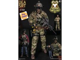 [Pre-order] DAM Toys 1/6 78063 DEA SRT (Special Response Team)  Agent - El Paso_ Box Set _DM137Z
