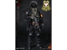 DAM Toys 1/6 78064 Russian Spetsnaz FSB Alpha Group_ Box Set _Now DM138Z