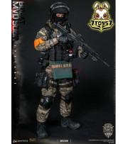 [Pre-order deposit] DAM Toys 1/6 78066 Russian Spetsnaz MVD SOBR - BULAT Moscow_ Box Set _DM143Z