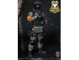 DAM Toys 1/6 78066 Russian Spetsnaz MVD SOBR - BULAT Moscow_ Box Set _DM143Z