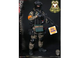 [Pre-order] DAM Toys 1/6 78066 Russian Spetsnaz MVD SOBR - BULAT Moscow_ Box Set _DM143Z