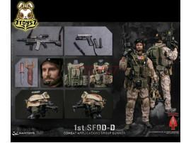 DAM Toys 1/6 78074 1st SFOD-D Combat Applications Group Gunner_ Box Set _DM158Z