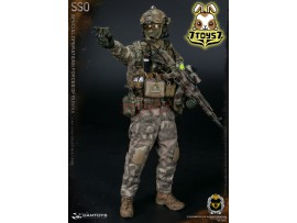 DAM Toys 1/6 78075 Special Operations Forces Of Russia (SSO)_ Box Set _DM159Z