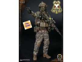 [Pre-order deposit] DAM Toys 1/6 78075 Special Operations Forces Of Russia (SSO)_ Box Set _DM159Z