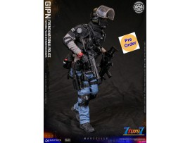 [Pre-order deposit] DAM Toys 1/6 78076 GIPN French National Police_ Box Set _DM161Z