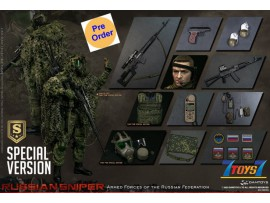 [Pre-order deposit] Dam Toys 1/6 78078S Armed Forces Of The Russian Federation: Russian Sniper (Special Edition)_ Box Set _DM169Y