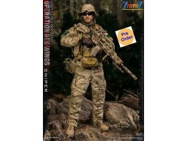 [Pre-order deposit] DAM Toys 1/6 78085 Operation Red Wings - Navy Seals SDV Team 1 - Sniper_ Box Set _DM194Z