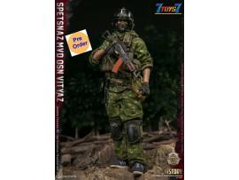 [Pre-order deposit] DAM Toys 1/6 78087 Armed Forces of Russian Federation Spetsnaz Mvd VV OSN Vityaz_ Box _DM216Z