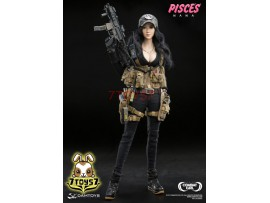 DAM Toys 1/6 DCG003 Combat Girl Series - Pisces - Nana_ Box Set _DM120Y