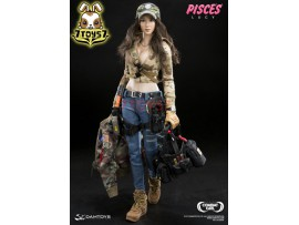 DAM Toys 1/6 DCG004 Combat Girl Series - Pisces - Lucy_ Box Set _DM120Z