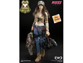 [Pre-order] DAM Toys 1/6 DCG004 Combat Girl Series - Pisces - Lucy_ Box Set _DM120Z