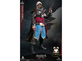 DAM Toys 1/6 DMS003 Assassin's Creed IV - Black Flag: Edward Kenway_ Box Set _Games Now DM092Z
