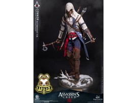 DAM Toys 1/6 DMS010 Assassins Creed III - Connor_ Box Set _Movie Video Games  DM202Z