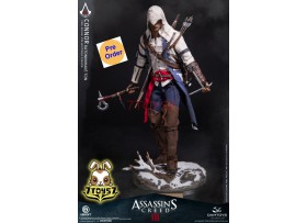 [Pre-order] DAM Toys 1/6 DMS010 Assassins Creed III - Connor_ Box Set _Movie Video Games  DM202Z