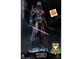 [Pre-order deposit] DAM Toys 1/6 DMS011 Assassin's Creed Rogue - Shay Patrick Cormac_ Box _DM204Z