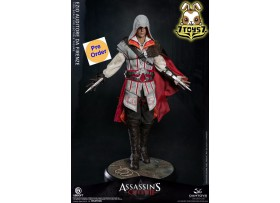 [Pre-order deposit] DAM Toys 1/6 DMS012 Assassin's Creed II– Ezio_ Box Set _DM121Z