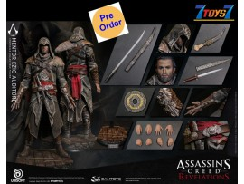 [Pre-order deposit] DAM Toys 1/6 DMS014 Assassin's Creed Revelations - Mentor Ezio Auditore_ Box Set _DM166Z