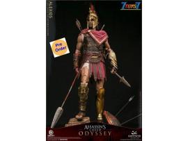 [Pre-order deposit] DAM Toys 1/6 DMS019 Assassins Creed Odyssey - Alexios_ Box Set _Movie Video Games  DM199Z