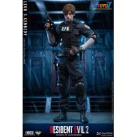 DAM Toys x Nanuts 1/6 DMS030 Resident Evil 2 - Leon S.Kennedy_ Box Set _DM175Z