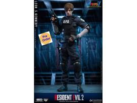 [Pre-order deposit] DAM Toys x Nanuts 1/6 DMS030 Resident Evil 2 - Leon S.Kennedy_ Box Set _DM175Z