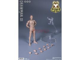 Dam Toys 1/12 DPS01 Drawman body_ Set _DM148A