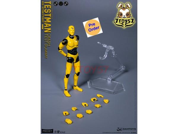 [Pre-order] Dam Toys 1/12 DPS02 Testman Dummy body_ Set _DM148B