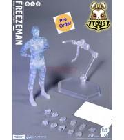 [Pre-order deposit] DAM Toys 1/12 DPS05 Pocket Elite Series: Freezeman_ Box Set _DM156C