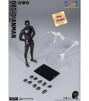 "[Pre-order deposit] DAM Toys 1/12 DPS06 Pocket Elite Series - ""OBSIDIANMAN""_ Box Set _DM124A"