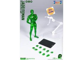 "[Pre-order deposit] DAM Toys 1/12 DPS07 Pocket Elite Series - ""JADEITEMAN""_ Box Set _DM124B"