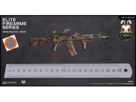 [Pre-order] DAM Toys 1/6 EF007 Elite Firearms Series 2 Spetsnaz Assault Rifle AK105_ Set _DM106B