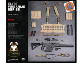 [Pre-order] DAM Toys 1/6 EF013 Elite Firearms Series 3 Vector SMG_ Set _DM108B