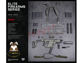 DAM Toys 1/6 EF014 Elite Firearms Series 3 Vector SMG_ Set _DM108C