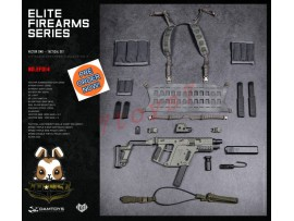 [Pre-order] DAM Toys 1/6 EF014 Elite Firearms Series 3 Vector SMG_ Set _DM108C