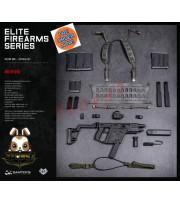 [Pre-order] DAM Toys 1/6 EF016 Elite Firearms Series 3 Vector SMG_ Set _DM108E