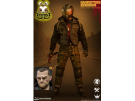 DAM Toys 1/6 GK003MX Gangsters Kingdom - Spades J's Memory - Greg_ Box Set _DM123Z