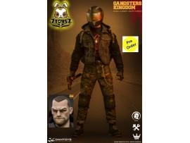 [Pre-order deposit] Dam Toys 1/6 GK003MX Gangsters Kingdom - Spades J's Memory - Greg_ Box Set _DM123Z