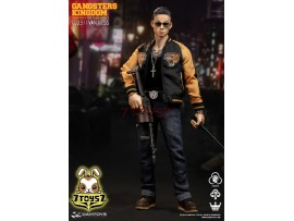 DAM Toys 1/6 GK017 Gangsters Kingdom - Club 2 Van Ness_ Box Set _DM201Z