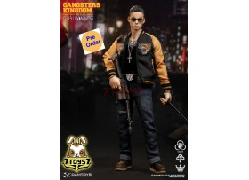 [Pre-order] DAM Toys 1/6 GK017 Gangsters Kingdom - Club 2 Van Ness_ Box Set _DM201Z