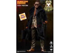 [Pre-order] DAM Toys 1/6 GK018 Gangsters Kingdom - Club 3 Peak Chen_ Box Set _DM141Z